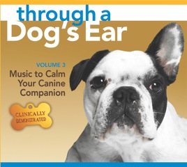 image of through a dog's ear CD case