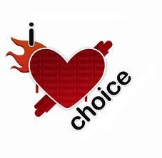I love choice